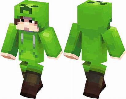 Creeper Skin Costume Minecraft Skins Boy Hub