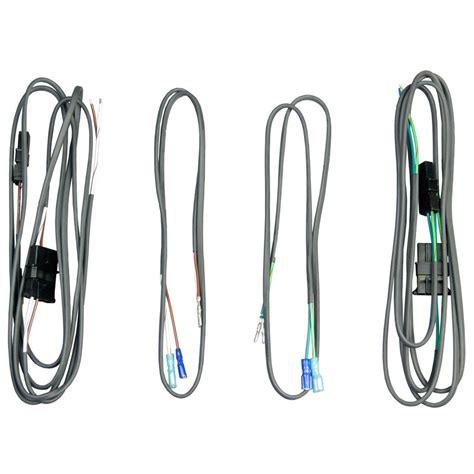 Speaker Wiring Harnes by J M Audio Rear Speaker Wiring Harness Kit For 1998 2013