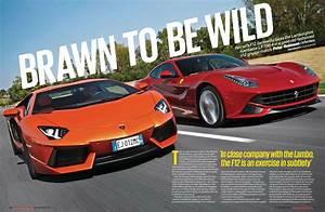 Ferrari Vs Lamborghini : ferrari ff ~ Medecine-chirurgie-esthetiques.com Avis de Voitures