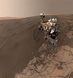 Sandy Selfie Sent from NASA Mars Rover | Mars News