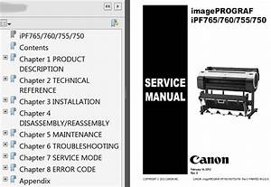 Canon Imagerunner Advance C5051 C5045 C5035 C5030 Series Service Parts Catalog Circuit Diagram