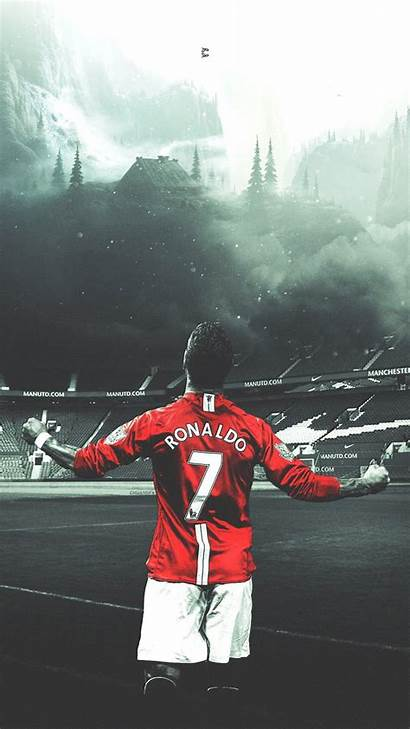 Ronaldo Manchester Cristiano United Messi Wallpapers Players
