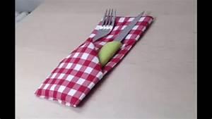 Pliage De Serviette En Tissu : d corer une table pliage serviette porte couverts youtube ~ Nature-et-papiers.com Idées de Décoration