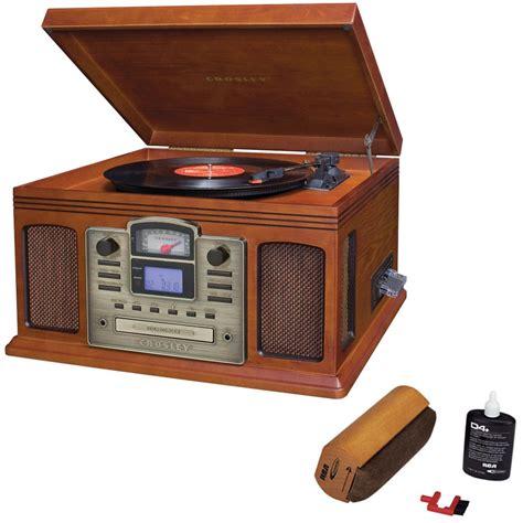 cd cassette recorder crosley director cd recorder w cassette record player