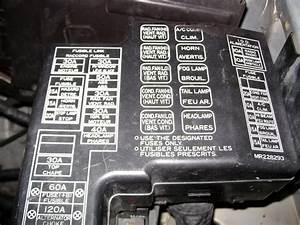 Mitsubishi Magna Fuse Box Location