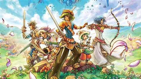 TBT REVIEW: Heroes of Mana - oprainfall