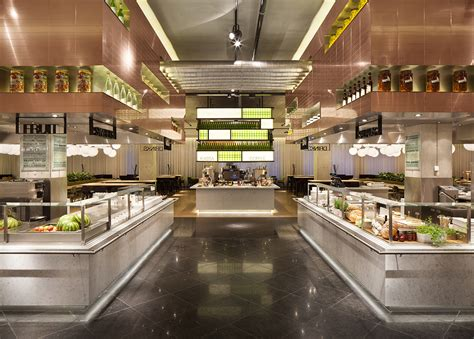 arc inzending  kitchen restaurant  de bijenkorf eindhoven door concrete de architect