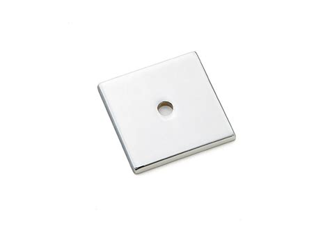 emtek cabinet hardware pricing deco square backplate for knob american designer