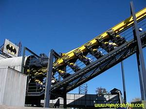 Batman The Ride in Six Flags Great Adventure ...