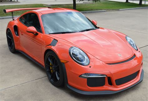 porsche 911 orange 2016 porsche 911 gt3 rs