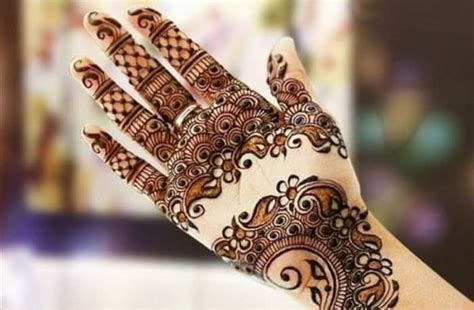 beautiful khafif mehndi designs images sheideas
