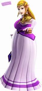 Zelda Hyrule Warriors DigitalCurves By Xmasterdavid On