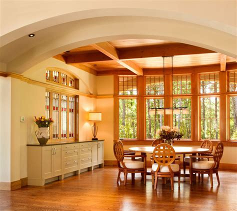 modern buffet cabinet Dining Room Traditional with