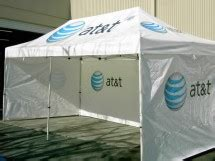 ez  pop  advertising tents