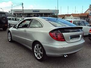 Mercedes C220 Cdi 2002 : sold mercedes c220 cdi sport coup carros usados para venda ~ Medecine-chirurgie-esthetiques.com Avis de Voitures