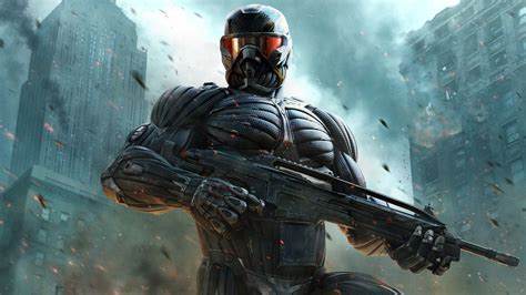 crysis  fps game wallpapers hd wallpapers id