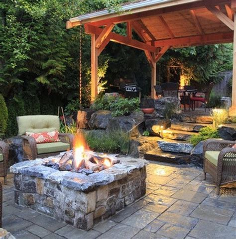 Great Backyard Patios by 61 Backyard Patio Ideas Pictures Of Patios