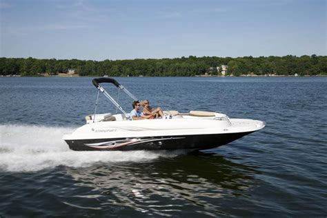 starcraft runabouts deck boats kansas city mo blue springs marine