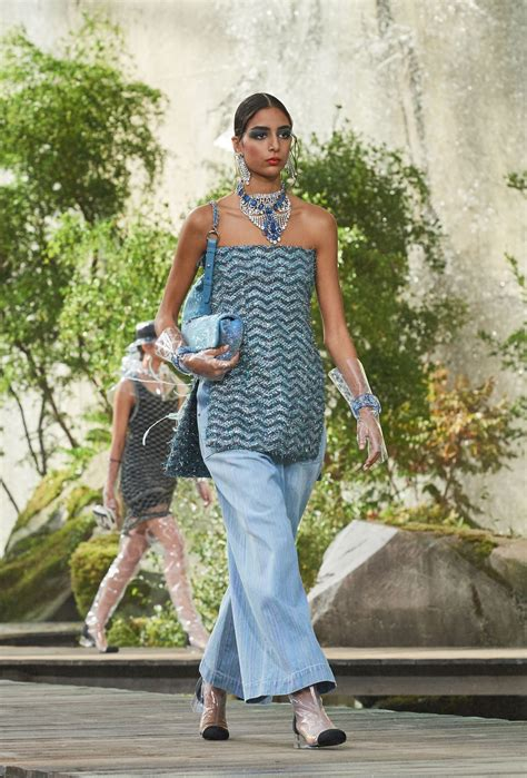 Chanel Springsummer 2018 Ready To Wear Collection
