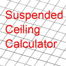 suspended ceiling calc lite android apps on google play