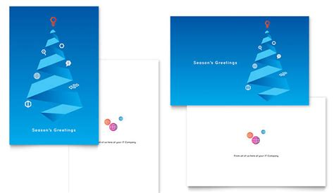 indesign greeting card template af templates