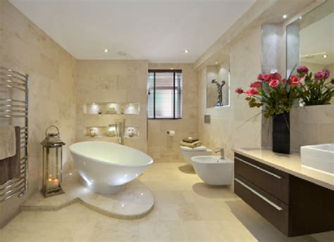 Beautiful Bathroom Plumbing Design Ideas