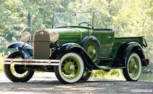 1931 Ford Model A Roadster Pick