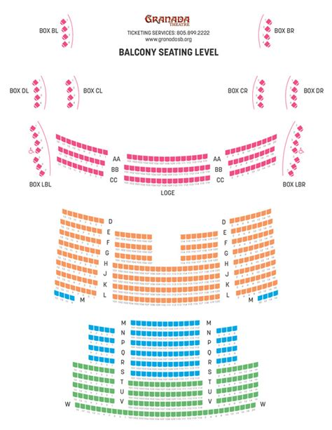 Lancaster Opera House Seating Chart