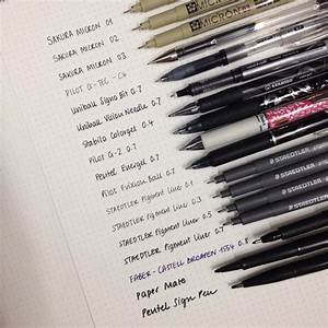best 25 best pens ideas on pinterest writing pens good With good lettering pens