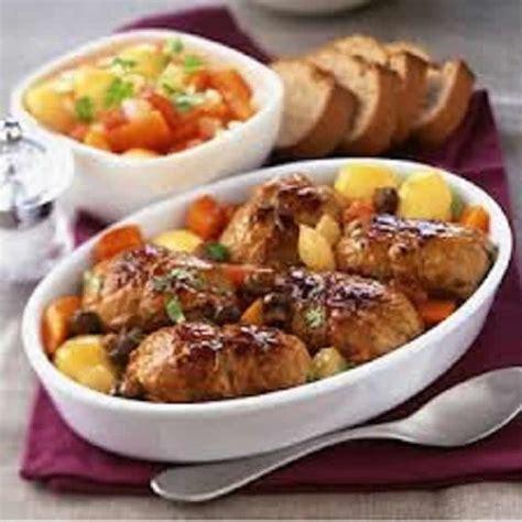 paupiettes boeuf pommes de terre cookeo votre plat