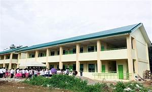 DPWH-BILIRAN DEO TURNS-OVER TWO SENIOR HIGH SCHOOL ...