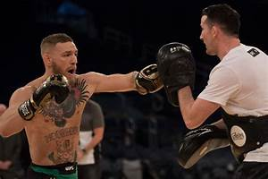 Train like UFC'S Conor McGregor - Deus Performance Fitness
