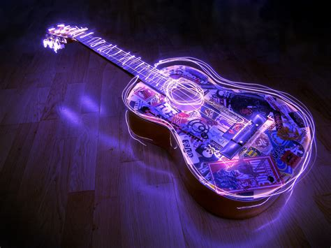 Guitar Wallpapers For Laptop Animated Guitar Wallpaper Group With 69 Items