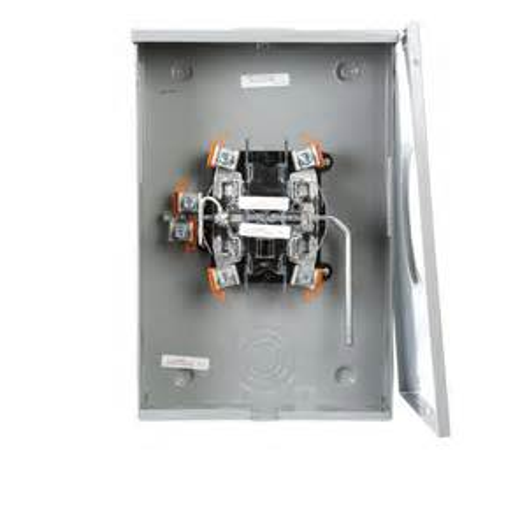 murray  amp lever bypass overheadunderground meter
