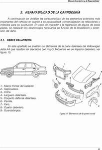 Manual Descriptivo Y De Reparabilidad  Jetta A4