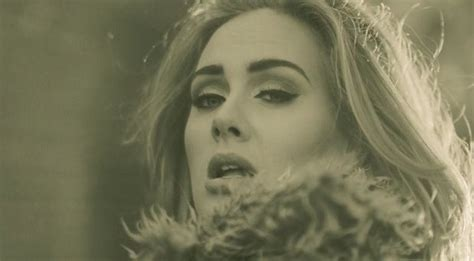 Adele's Hanging On The Telephone