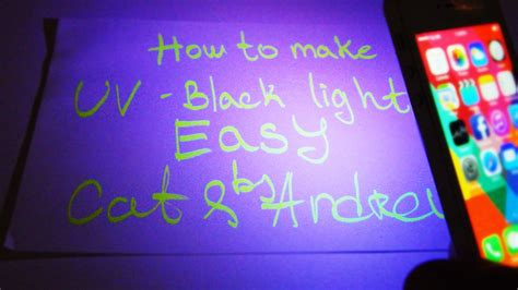 How To Make Black Light  Uv  Under 1 Minute  Easy  Youtube. Xmas Tree Decorations With Names On. Macy's Christmas Decorations For Sale. Jewish Christmas Tree Decorations. Christmas Party Decoration Kits. Nice Christmas Decorations. Christmas Lights Decorating Ideas Indoor. Personalised Christmas Baubles Next Day Delivery. Christmas Ornament Kits To Buy