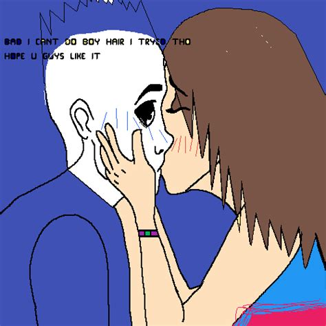 pixilart sans    broken girl