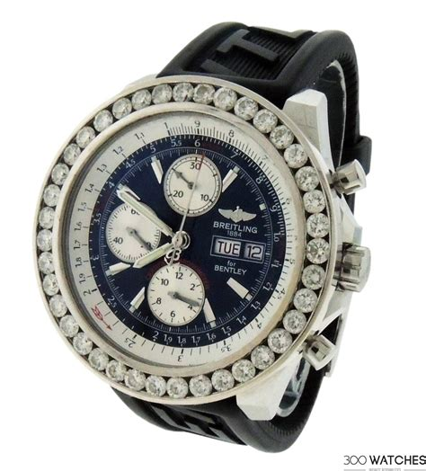 bentley breitling clock mens breitling bentley gt special automatic es