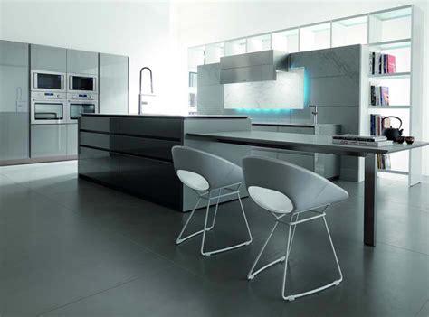 cuisine design luxe une cuisine design futuriste vue par les yeux des