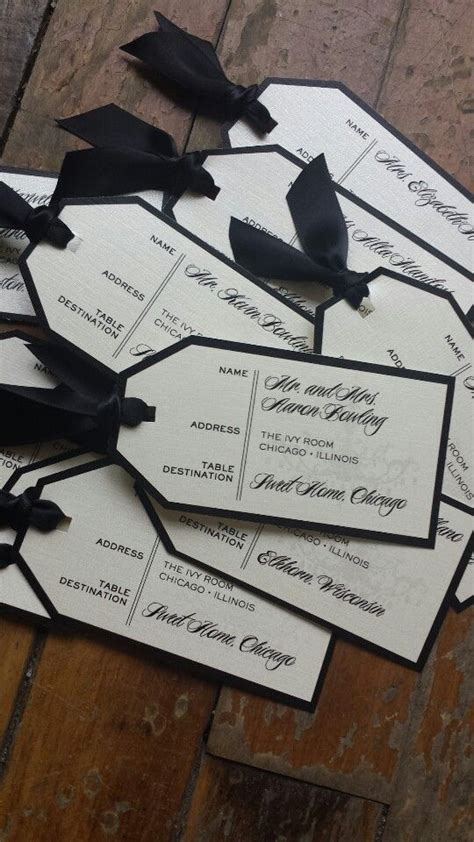 Travel Escort Tag Template by 17 Best Images About Tiffany Paris Quinceanera Ideas On