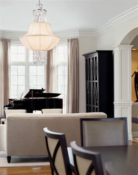 corbett lighting traditional living room miami by