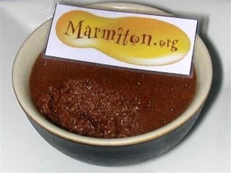 marmiton mousse au chocolat facile
