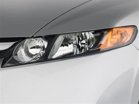 image 2008 honda civic sedan 4 door dx headlight