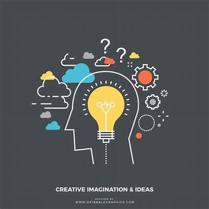 Creative Imagination Illustration Vector Graphics
