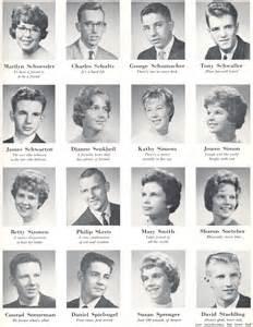 High School Yearbook 1962