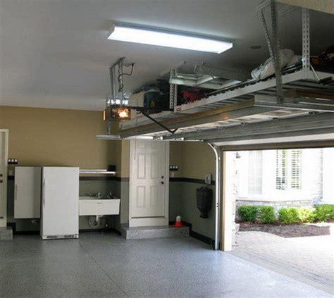 garage ceiling storage storage in ceiling storage in garage