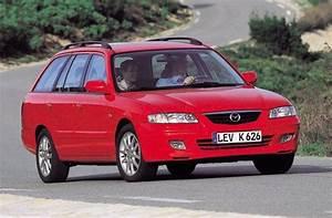 Ficha T U00e9cnica Mazda 626  Modificaciones Y A U00f1os