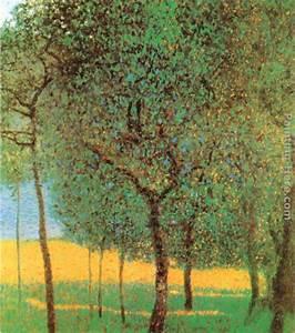 Orchard by Gustav Klimt | GUSTAV KLIMT | Pinterest | Klimt ...
