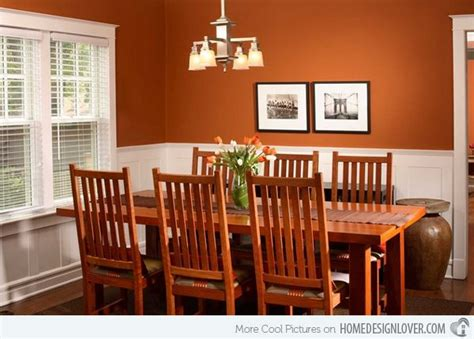 catchy orange dining room designs orange dining room